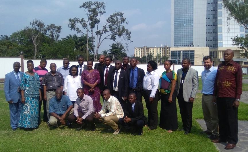 Séminaire en Gestion des projets et programmes : planification, exécution et contrôle - Photo officielle
