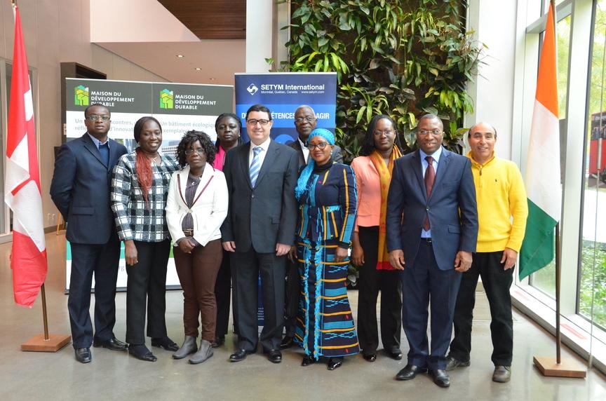 Séminaire sur les fondamentaux de la Gestion Prévisionnelle des Emplois et des Compétences (GPEC) - Photo officielle