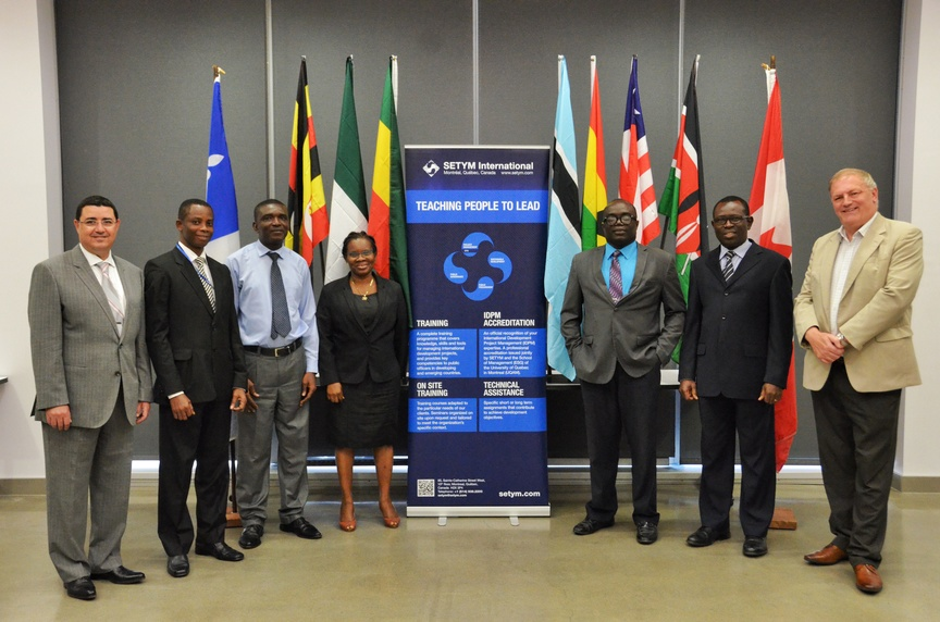 Seminar in Integrated Risk Management - Official picture