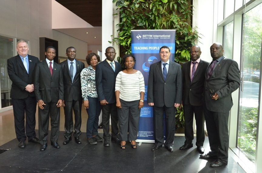 Seminar in Risk Management strategies - official picture