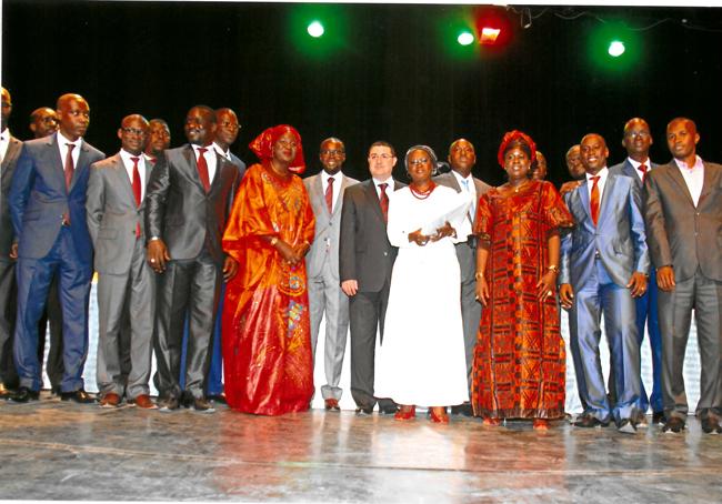 Entente de partenariat avec l'ARMP de Dakar sur le renforcement des capacités – Photo Officielle 3