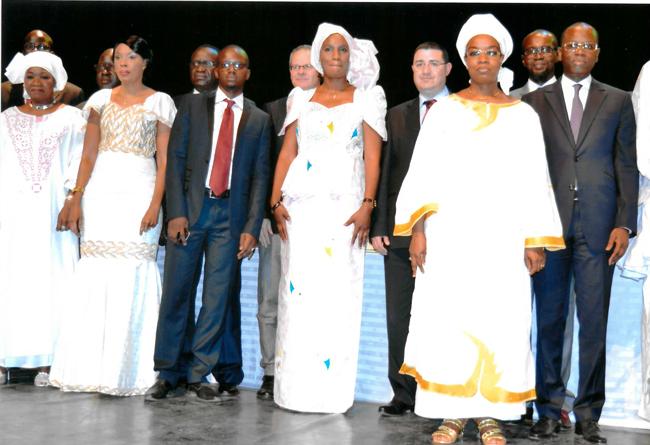 Entente de partenariat avec l'ARMP de Dakar sur le renforcement des capacités – Photo Officielle