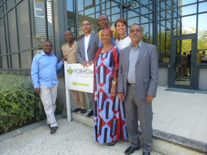 Formation en approche par la competence et plan de formation – Photo Officielle