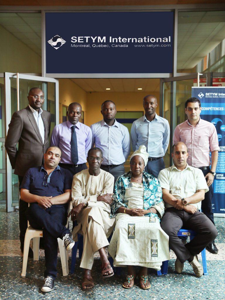 Formation en Planification opérationnelle et contrôle de projet et programme - Photo officielle