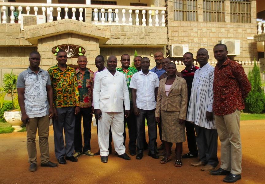 Formation en Planification, exécution et contrôle des projets et programmes - Photo officielle