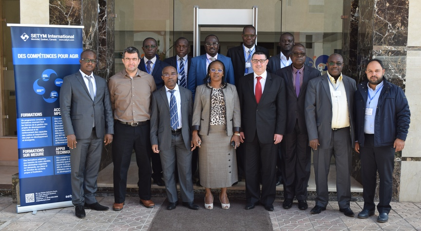 Training in Project Management, Monitoring and Control – Official Picture
