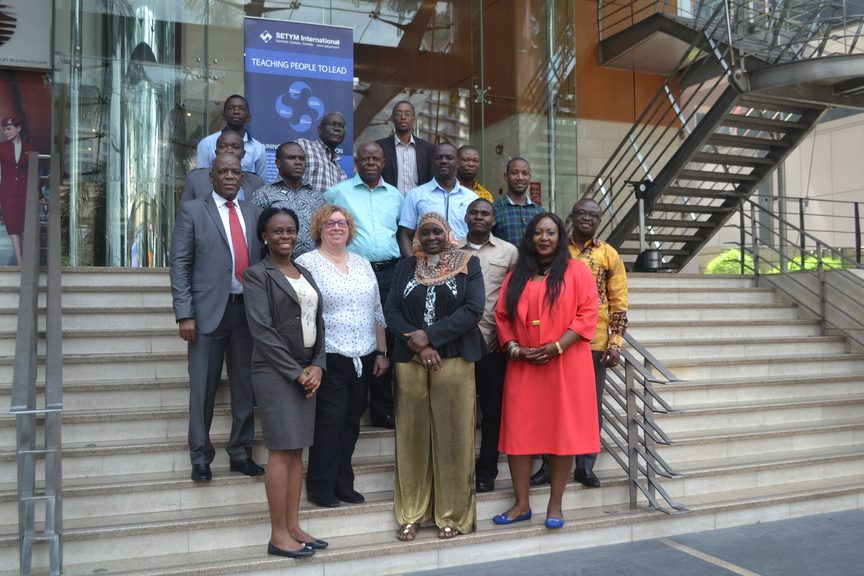 Formation en Gestion des réformes financières : CMDT et budgétisation axée sur la performance - Photo officielle
