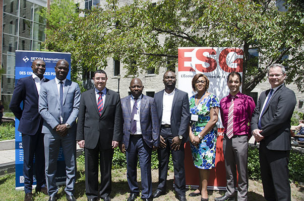 Séminaire de préparation à l'accréditation MSPM : Manager spécialiste en passation des marchés - Photo officielle