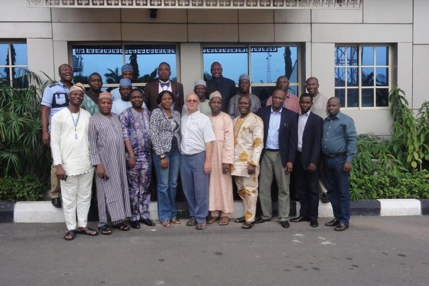 Formation en Investissements publics et gestion budgétaire institutionnelle - Photo officielle