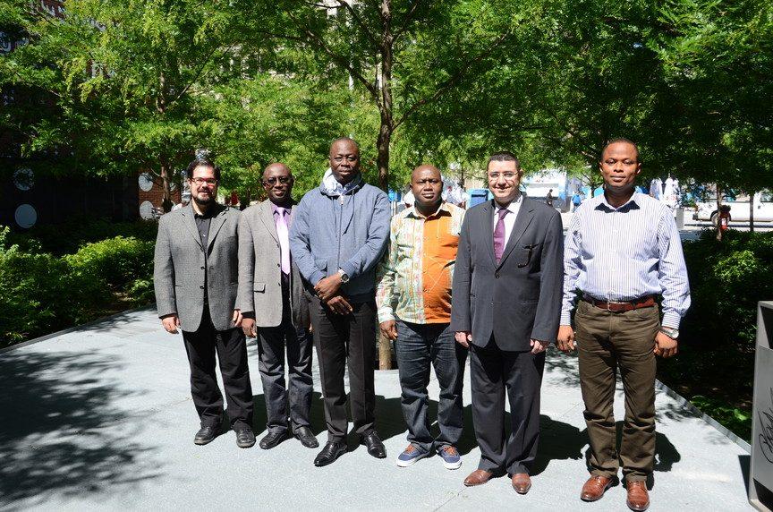 Formation en Management des partenariats public-privé PPP - Photo officielle
