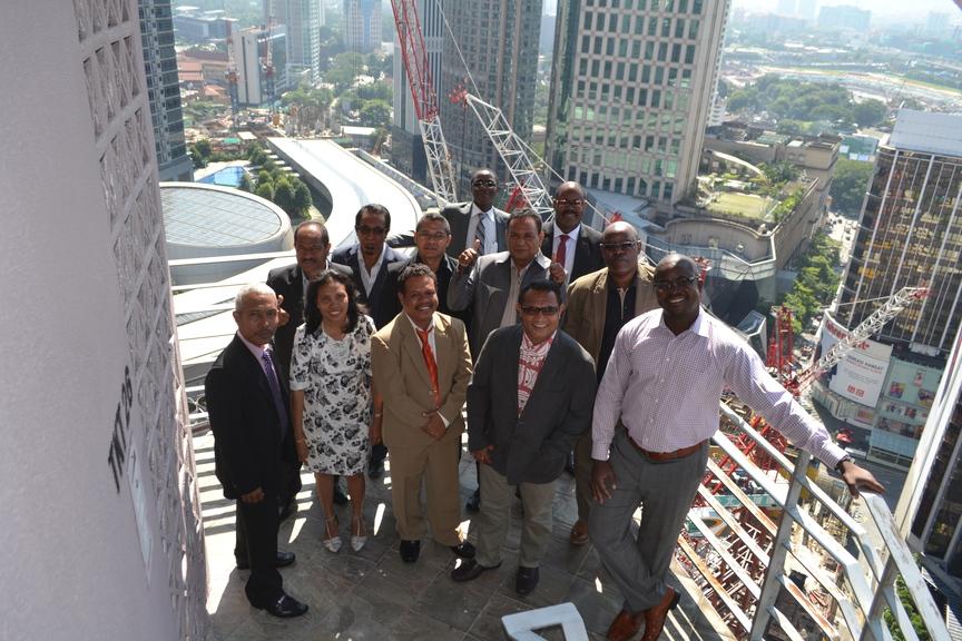 Formation en Management des partenariats public privé PPP - Photo officielle