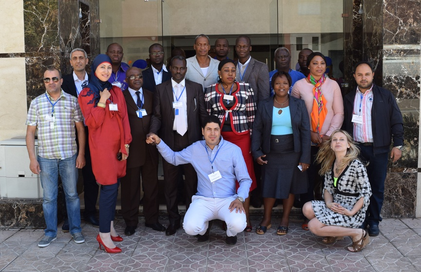 Training in Monitoring and Evaluation for Results – Official Picture