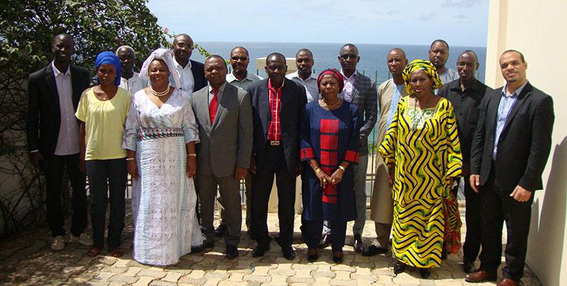 SETYM_Centre_formation_Dakar_Participants