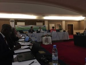 Revision of the MAPS in Dakar - Work Session
