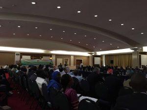 Séance plénière lors du Forum MAPS (Methodology for Assessing Procurement Systems) à Dakar
