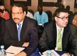 Revision of the MAPS in Dakar - Mr. Mohamed Elghali OULD KERKOUB, Public Procurement Authority, Mauritanie