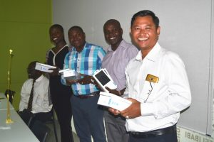Training on The World Bank New Procurement Framework (NPF) and PPSD - Tablet