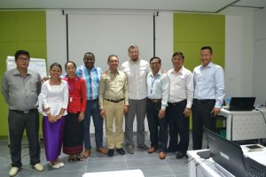 Training on The World Bank New Procurement Framework (NPF) and PPSD - Group Picture