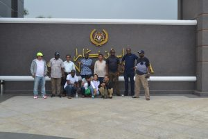Training in Project Management, Monitoring and Control - City Tour