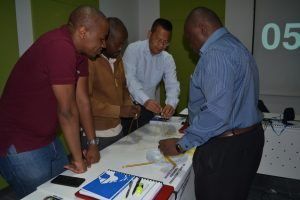 Training in Project Management, Monitoring and Control - Group Activities