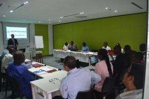 Training in Project Management, Monitoring and Control - Classroom