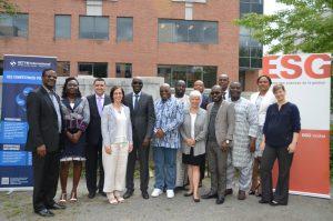 Formation de Préparation à l'accréditation MPDI (Manager de projet de développement international) - photo officielle