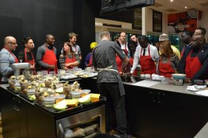 Certification in Leadership and Management - Cooking class