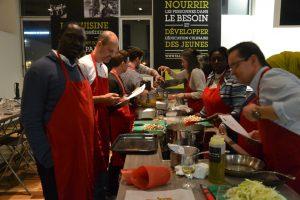 Certification en leadership et habiletés de direction - sortie cuisine
