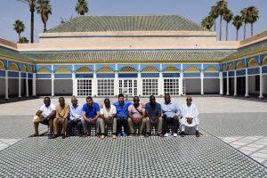 Formation en Contrôle de gestion dans les services de l'État - visite Casablanca
