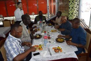 Formation en Contrôle de gestion dans les services de l'État - restaurant