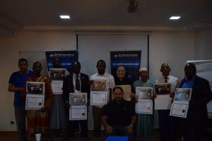 Formation en Contrôle de gestion dans les services de l'État - remise diplôme