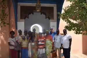 Formation en Déplacement et réinstallation involontaire des populations : principes et pratiques - visite Casablanca
