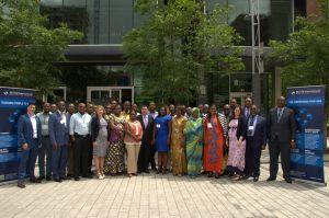 Formation en Financement de projets en mode partenariat public-privé (PPP) - photo groupe