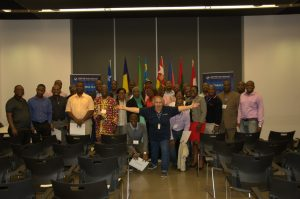 Training in PPP Project Financing - Group Picture