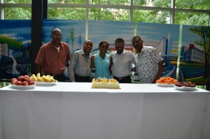 Training in Project Management, Monitoring and Control - Birthday Celebration