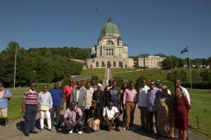 Formation en Gestion des risques - visite Montréal