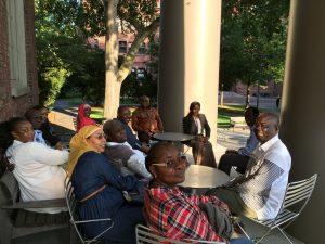 Formation en Leadership, rôles et responsabilités du gestionnaire - visite Harvard