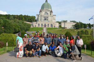 Formation en management des partenariats public-privé (PPP) - visite Montréal