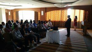 Formation en Communication publique, plan de communication et gestion de crise - discours PDG Setym International