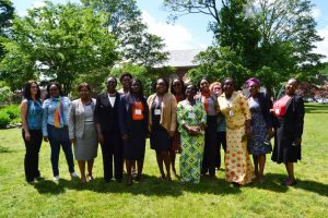 Training in Public Financial Management - group picture