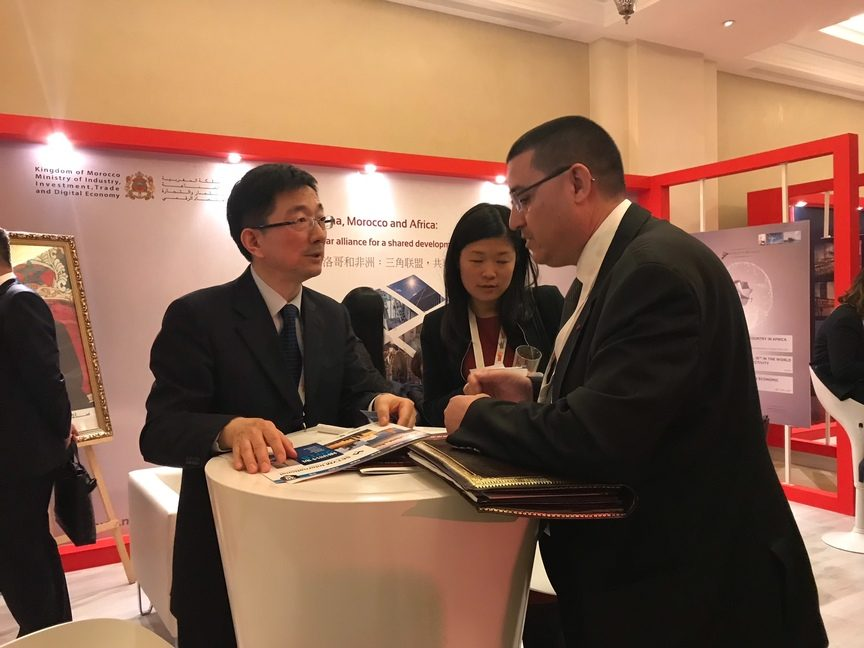 SETYM International au China-Africa Investment Forum (CAIF) - Rencontres