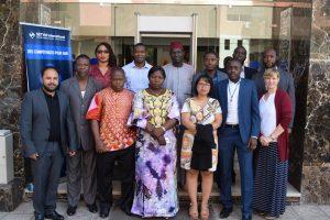 Formation en Gestion administrative et fiduciaire des projets et programmes - photo groupe