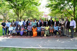 Formation en Leadership, rôles et responsabilités du gestionnaire - photo groupe