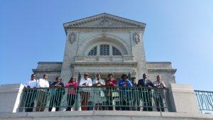 Voyage d'étude en Passation des marchés - visite