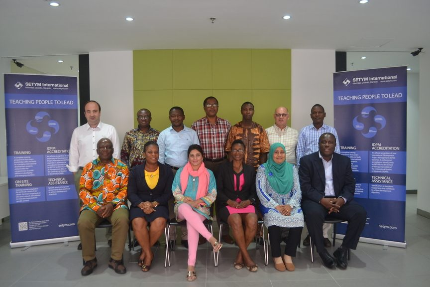 Training in Programmes and Projects Budgeting and Cost Control - Official picture