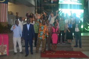 Training in Programmes and Projects Budgeting and Cost Control - Group pictures