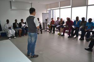 Formation en Budgétisation et contrôle des coûts des projets et programmes - remise certificats