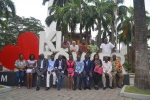 Formation en Budgétisation et contrôle des coûts des projets et programmes - photo de groupe