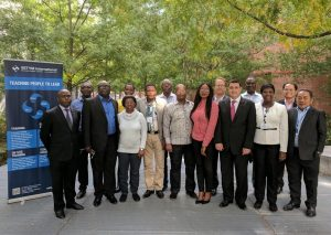 Study Tour in Public Administration and Governance: from Policies to Action - Visits