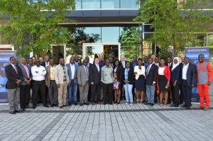 Training in Strategic Planning and Decision Making - Group picture